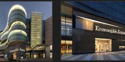 Peter Marino firma i due nuovi Global Concept Store cinesi di Ermenegildo Zegna.