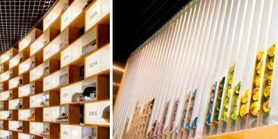 Sneakerology & Streetology, un progetto per il retail sviluppato da Facet Studio.