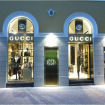 Il lusso di GUCCI anche nella città di Varese.