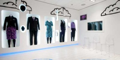 CLOTHES HANGAR: il nuovo store di Air New Zealand.