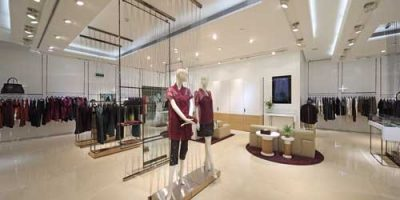 Concept store BOUTIQUES TANGY a Tianjin e Shenyang.
