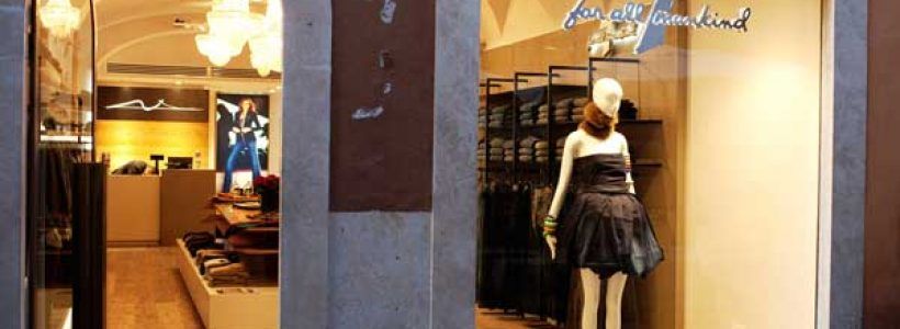 7 For All Mankind apre a Roma