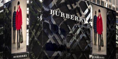 BURBERRY, nuovo negozio a Hong Kong.