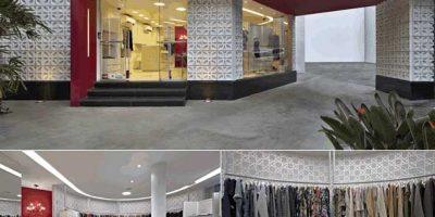 A Belo Horizonte, in Brasile, il nuovo HI-LO store propone lo scenario ideale della shopping experience.