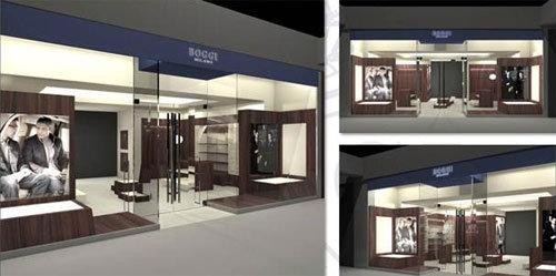 Boggi Milano ha inaugurato una boutique a Mosca