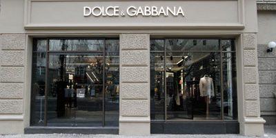 DOLCE & GABBANA: primo monomarca a Berlino