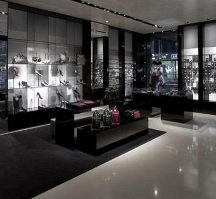 Giorgio Armani boutique Berlino
