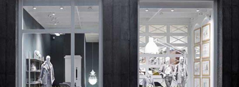 FABIANA FILIPPI sceglie Via della Spiga per la sua boutique milanese.