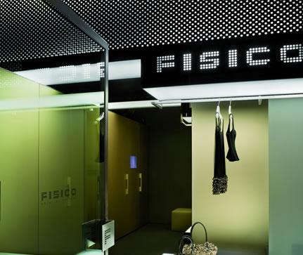boutique FISICO torino