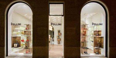 POLLINI apre in Via della Spiga a Milano