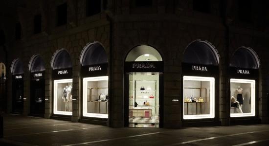 Boutique Prada Padova