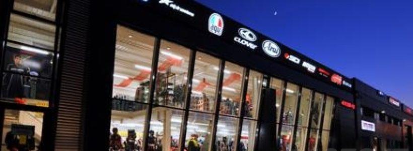 WHEELUP: nuovo concept store ad Albignasego in provincia di Padova.