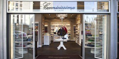 CAMICISSIMA apre un flagship store a Milano.