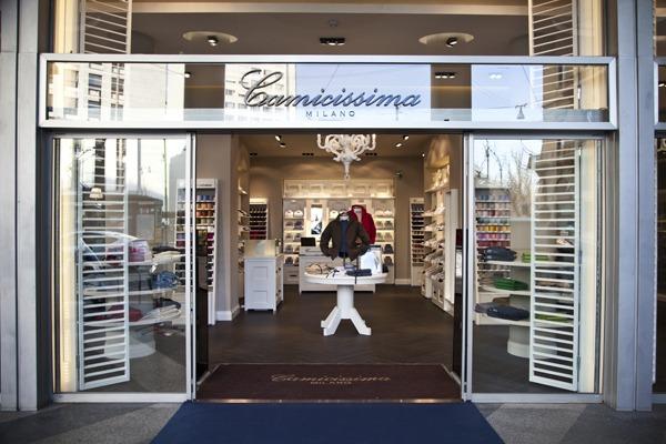 CAMICISSIMA apre un flagship store a Milano
