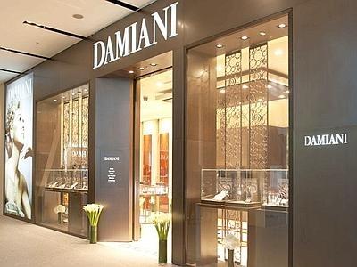 Boutique Damiani Hilton Plaza West Osaka