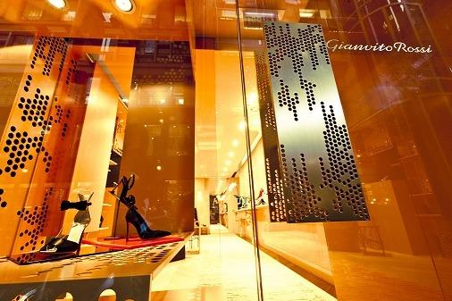 GIANVITO ROSSI apre una boutique a Hong Kong