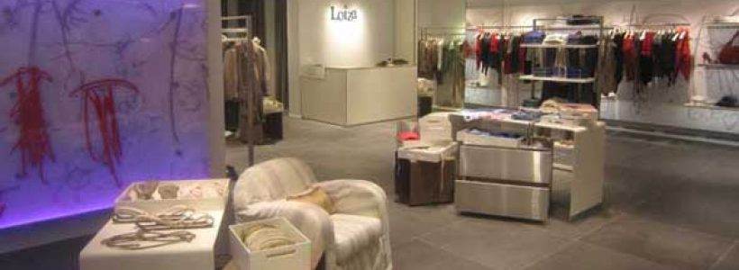 Primo monomarca per il brand LOIZA.