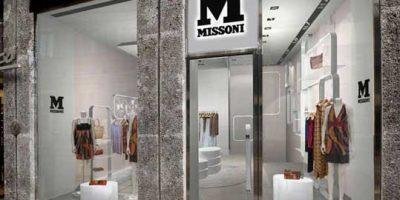 Nuovo concept store per M MISSONI.