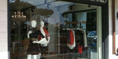 Primo negozio a Roma per MANGANO.