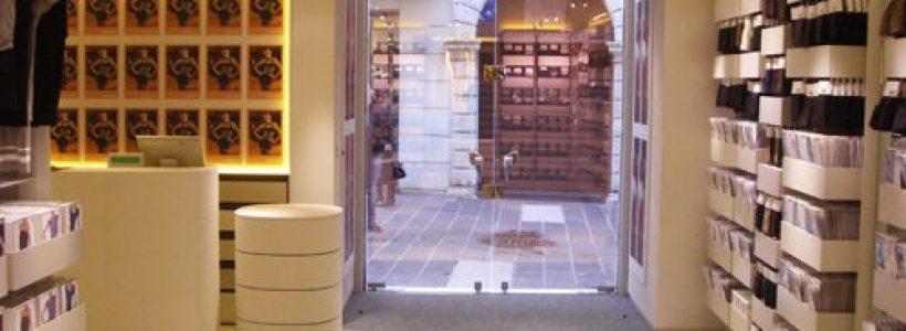 GOLDEN POINT: al via il restyling delle boutique.