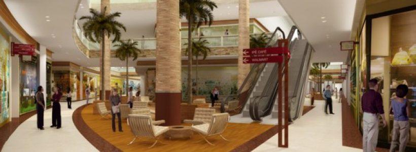 Sonae Sierra Brazil, ha inaugurato l' Uberlândia Shopping.