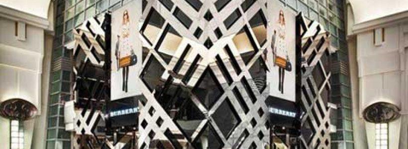 BURBERRY: aperto un flagship store a Taipei.