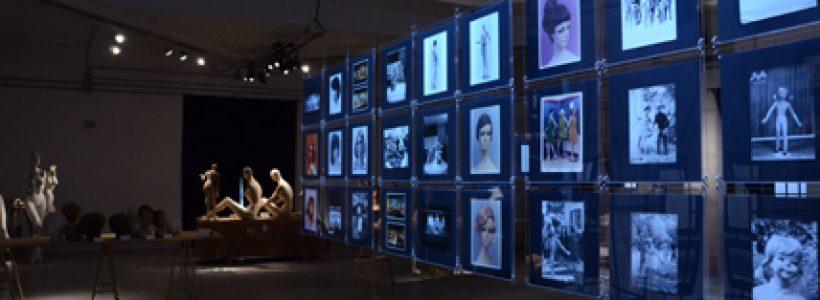 LA ROSA Mannequins ospite al Museo Balenciaga.