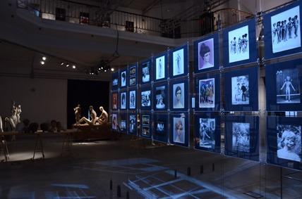 LA ROSA Mannequins ospite al Museo Balenciaga