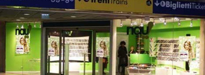 NAU!: nuovo punto vendita all'interno della stazione Centrale di Milano.