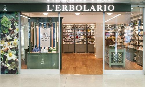 Apre all'Aeroporto Internazionale di Linate a Milano il centesimo negozio monomarca in franchising firmato L'Erbolario