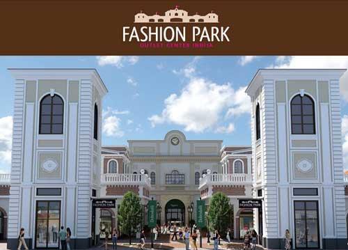 Fashion Park fashion outlet