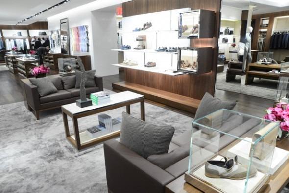 flagship store Salvatore Ferragamo di New York