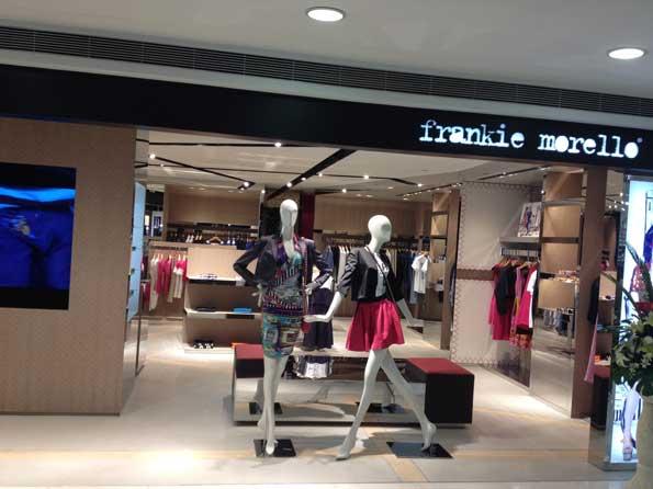 FRANKIE MORELLO negozio Hangzhou