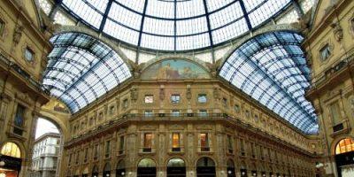 Il lusso italiano interessato alla Galleria di Milano.
