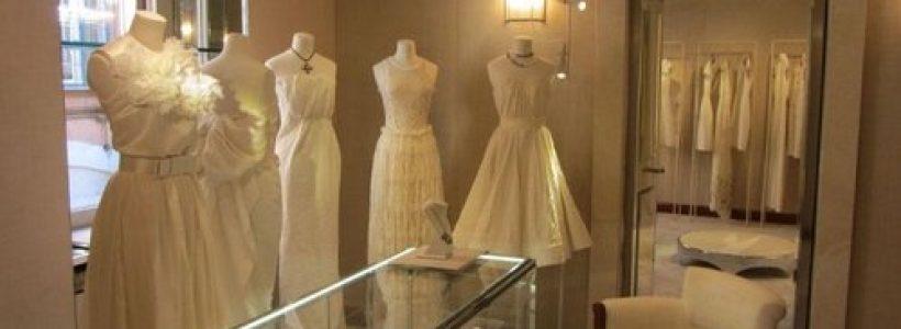 GENTE ROMA apre uno spazio per abiti sposa grandi firme.