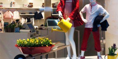 CUSTO BARCELONA, la collezione SS2012…in vetrina.