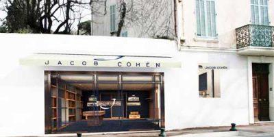 JACOB COHËN sceglie Saint-Tropez per il suo primo flagship store.