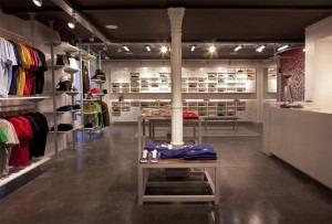 Le coq sportif flagship store Milano