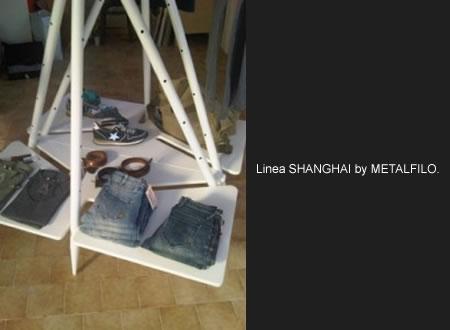 METALFILO allestirà uno spazio dedicato a SHANGHAI il nuovo display game