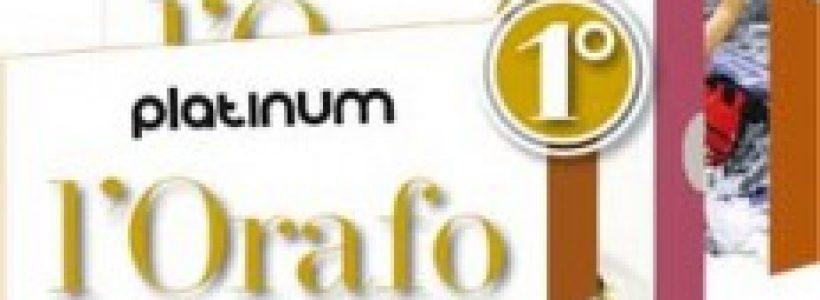 Concorso Vetrina 2012 l'Orafo Italiano con Federdettaglianti.