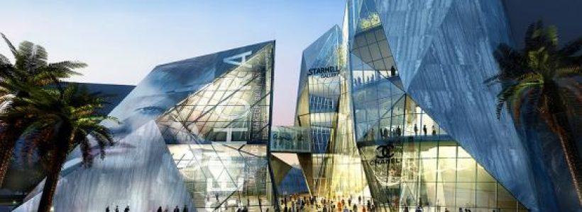 STARHILL GALLERY: design futuristico per lo shopping a Kuala Lumpur.