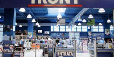 TRONY: a Città Sant Angelo (Pescara) un nuovo megastore di 3000 mq.