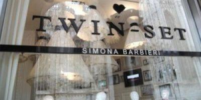 TWIN-SET SIMONA BARBIERI si espande in Italia e pensa all'estero.
