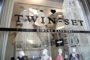sviluppo retail TWIN-SET SIMONA BARBIERI