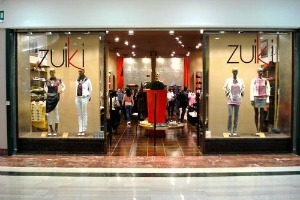 Zuiki sviluppo retail
