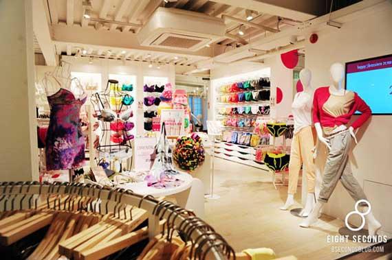 SAMSUNG lancia il brand di abbigliamento 8Seconds