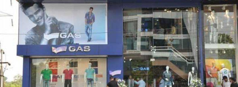 GAS: nuovo store nella città indiana Hyderabad.