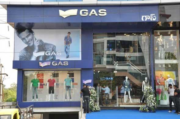 Gas apre uno store a Hyderabad