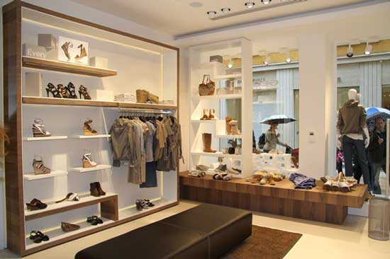 GEOX riapre il flagship store di Verona