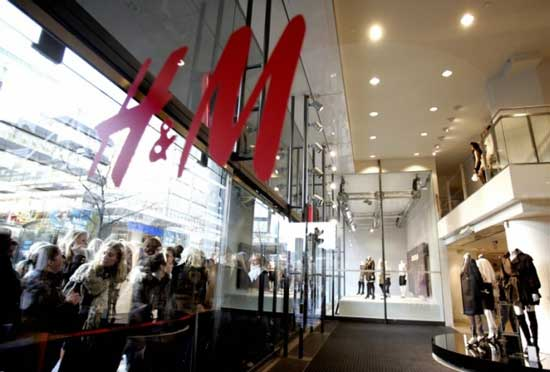 H&M annuncia l'apertura di un nuovo punto vendita all'interno del Pradamano Shopping Center